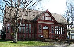 Multnomah County Library - Former Gresham branch