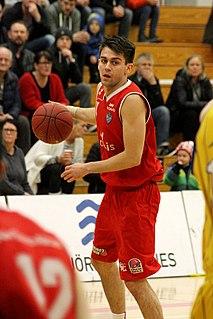 Emil Barja Icelandic basketball player