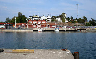 Grisslehamn Place in Uppland, Sweden