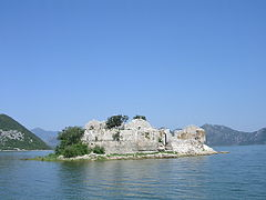 Lac de Shkodër, Albanie