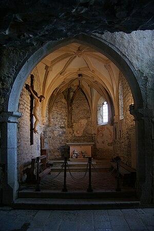 Pulfero - Image: Grotta San Giovanni d'Antro 0904 2