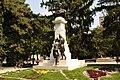 """Grupul statuar """" Traian"""" - Piata Traian - in parc - Braila (2).jpg"""