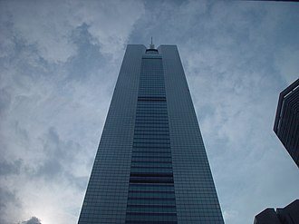 CITIC Plaza - Image: Guangzhou citic plaza 3