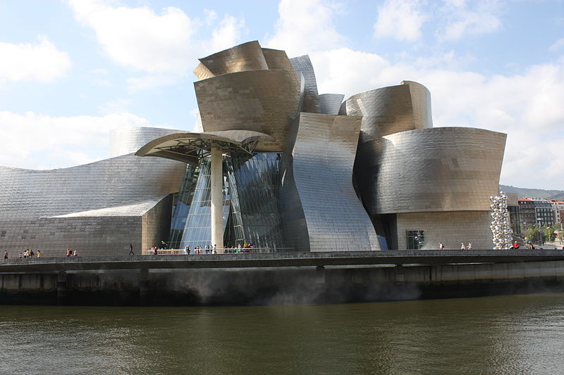 File:Guggenheim Museum, Bilbao, July 2010 (09).JPG - Wikimedia Commons