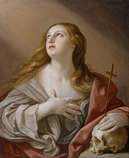The Penitent Magdalene by Guido Reni Guido Reni - The Penitent Magdalene - Google Art Project.jpg