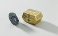 Gulddosa med blykula - Livrustkammaren - 65233.tif