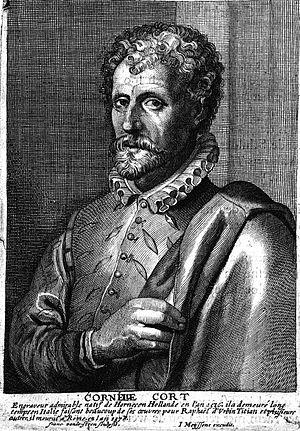 Cort, Cornelis (ca. 1533-1578)