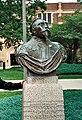 Gustav II Adolph of Sweden bust 2007 St. Peter MN.jpg