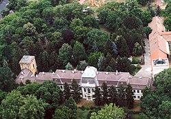 Gyula, Almásy-kastély