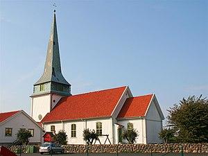 Hönö - Image: Hönö kyrka