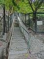 HK 油麻地 Yau Ma Tei 窩打老道 Waterloo Road outdoor stairs Jan-2014.JPG