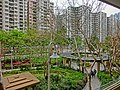 HK Hung Hom South Road 紅磡南道 Rest Garden view Hung Hom Bay Centre n Whampoa Garden Mar-2013.JPG