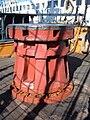 HMS Surprise (replica ship) capstan.JPG