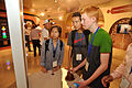 Hacking Space Participants Visit Science and Technology Heritage of India Gallery - Science Exploration Hall - Science City - Kolkata 2016-03-29 3041.JPG