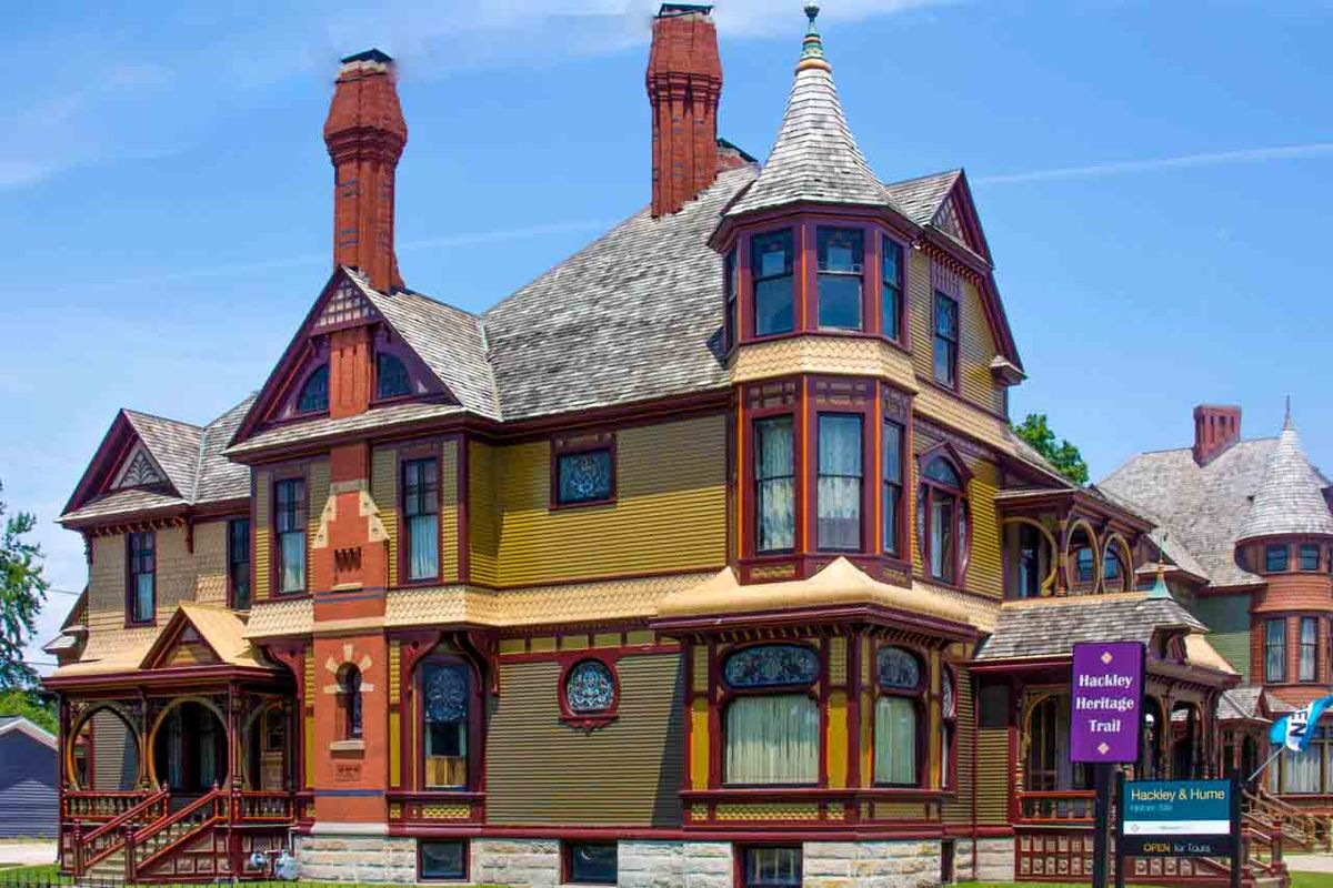 Charles H. Hackley House - Wikipedia