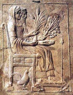 Древнегреческие мифы богиня персефона