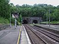 Hadley Wood stn look south3.JPG