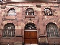 Haguenau Synagoge front.jpg