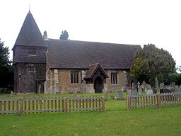 Hail Weston church St Nicholas.JPG