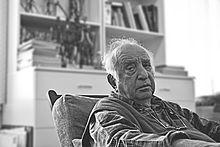 Hakob Hakobyan in his studio 2012,october 25.jpg