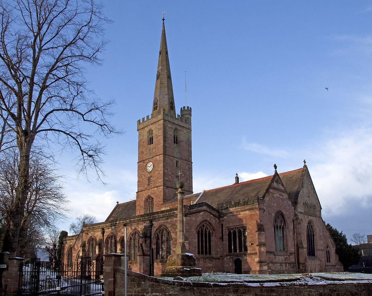 Halesowen Church