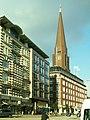 Hamburg StJacobi Turm Detail Sw 2887 201409.jpg