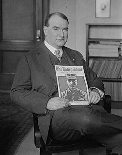 Hamilton Holt American politician and educator