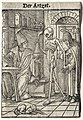 Hans Holbein - Dance of Death- The Doctor - 1929.162 - Cleveland Museum of Art.jpg