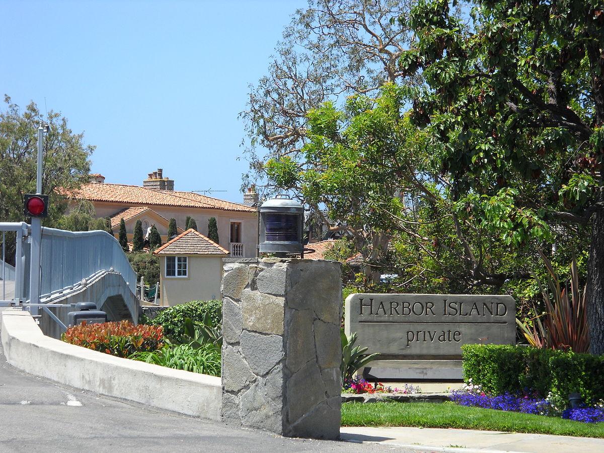 Harbor Island Newport Beach Wikipedia