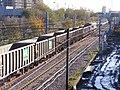 Harlow stone train empties, Lea Bridge.jpg