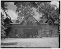 Hart Mansion, Carriage House, 224 Forrest Avenue, Ambler, Montgomery County, PA HABS PA,46-AMB,9A-2.tif