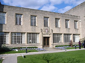 St Anne's College, Oxford - The Hartland House