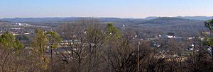 Trousdale County, Tennessee - Hartsville area