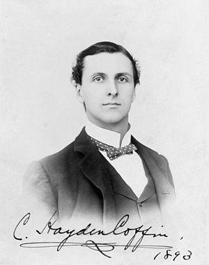 C. Hayden Coffin - C. Hayden Coffin portrait, 1893