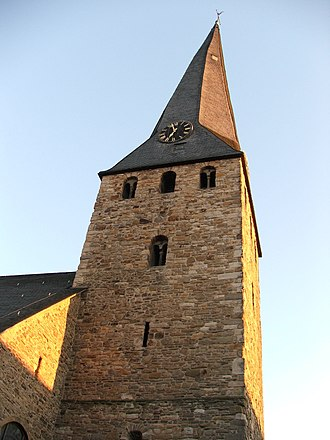 Hattingen - Saint George's church