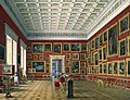 Hau. Interiors of the New Hermitage. The Room of Dutch and Flemish Art.jpg