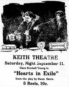 Hearts in Exile - 1915 - newspaperad.jpg