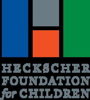 The Heckscher Foundation for Children - Image: Heckscher Foundation Logo