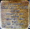 Heidelberg - Stolpersteine Adolf David Freund.jpg