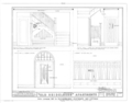 Heidelberg Apartments and Cottages, Braddock Avenue and Waverly Street, Pittsburgh, Allegheny County, PA HABS PA,2-PITBU,21- (sheet 13 of 21).png
