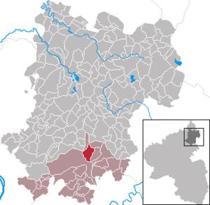 Heiligenroth - Image: Heiligenroth im Westerwaldkreis