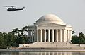 Helicopter above the Jefferson Memorial (7508950018).jpg