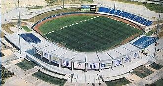 Hellinikon Stadium - Hellinikon Stadium used as Ethnikos Piraeus stadium