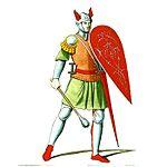 Helmeted Medieval Knight or Soldier (4).JPG