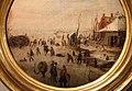 Hendrick avencamp, paesaggio invernale con pattinatori, genova 02.JPG