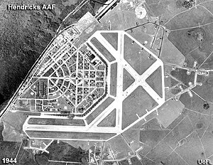 Hendricks Army Airfield - Hendricks Army Airfield - 1944