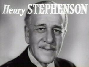 Henry Stephenson - in the trailer for Little Women (1933)