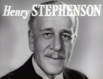 Henry Stephenson - in the trailer for Little Women (1933)