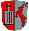 Coat of arms of Gladsaxe Municipality
