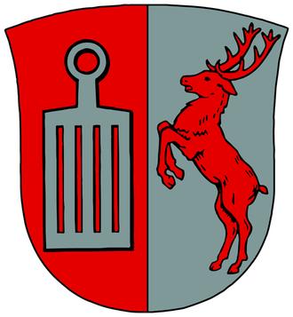 Herlev Municipality - Image: Herlev Kommune shield